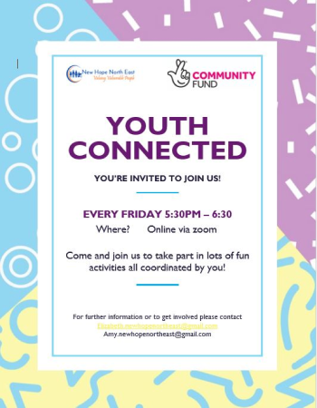 Youth Connected Flyer 1